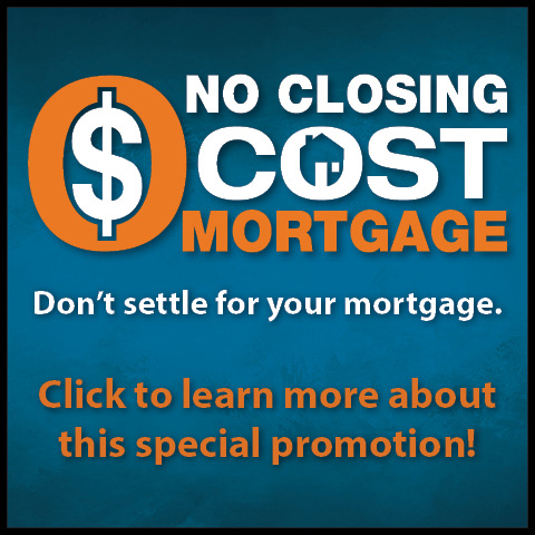 no closing cost promotion button